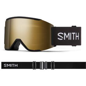 Smith Squad MAG Occhiali da Sci, nero/giallo